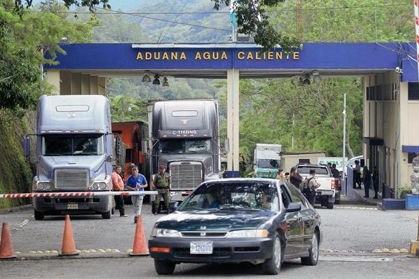 Acuerdos de Unión Aduanera entre Guatemala y Honduras