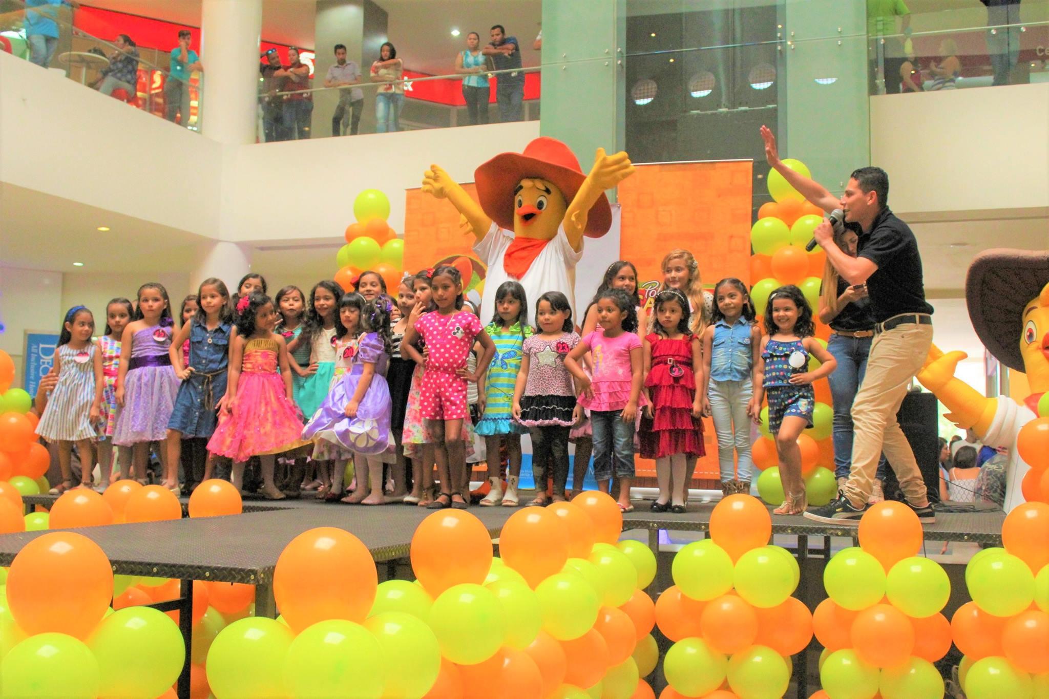 41 niñas participaron en el casting de Miss Chiquitita 2017