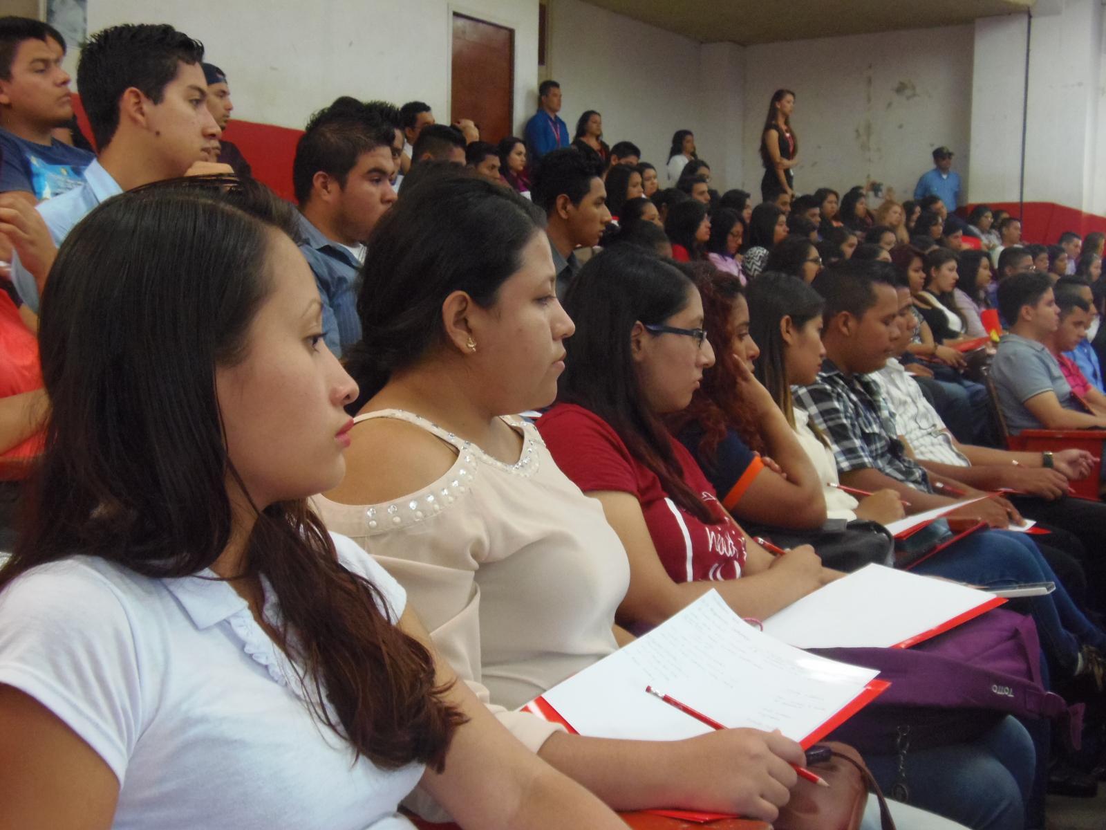 Universitarios formaran parte del proyecto de alfabetización