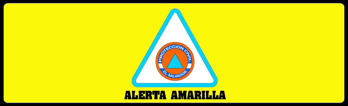 Protección Civil emite alerta amarilla a nivel nacional