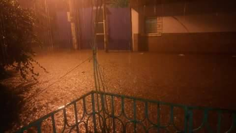 Drenajes en mal estado causan inundaciones en Metapán