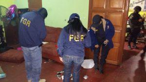 FGR ordenó las capturas de 3 traficantes de personas ilegales en Ahuachapán