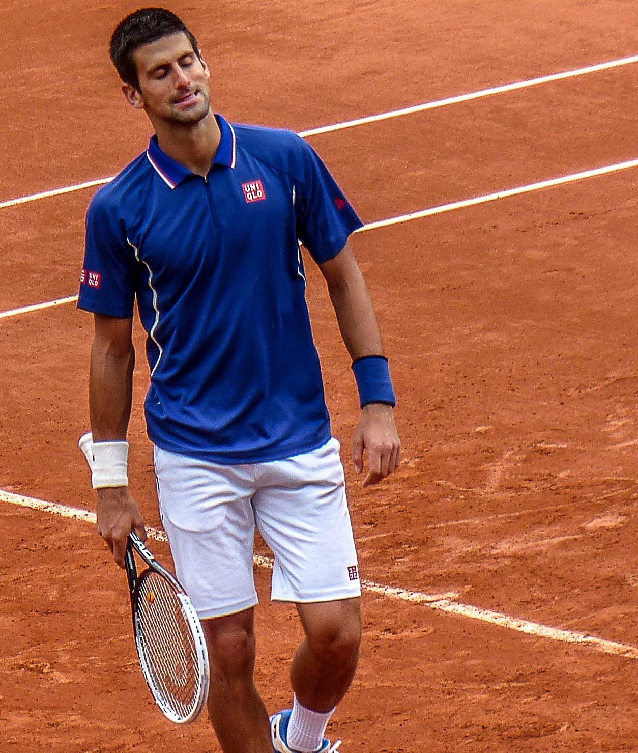 Dominic Thiem eliminó a Novak Djokovic en Roland Garros