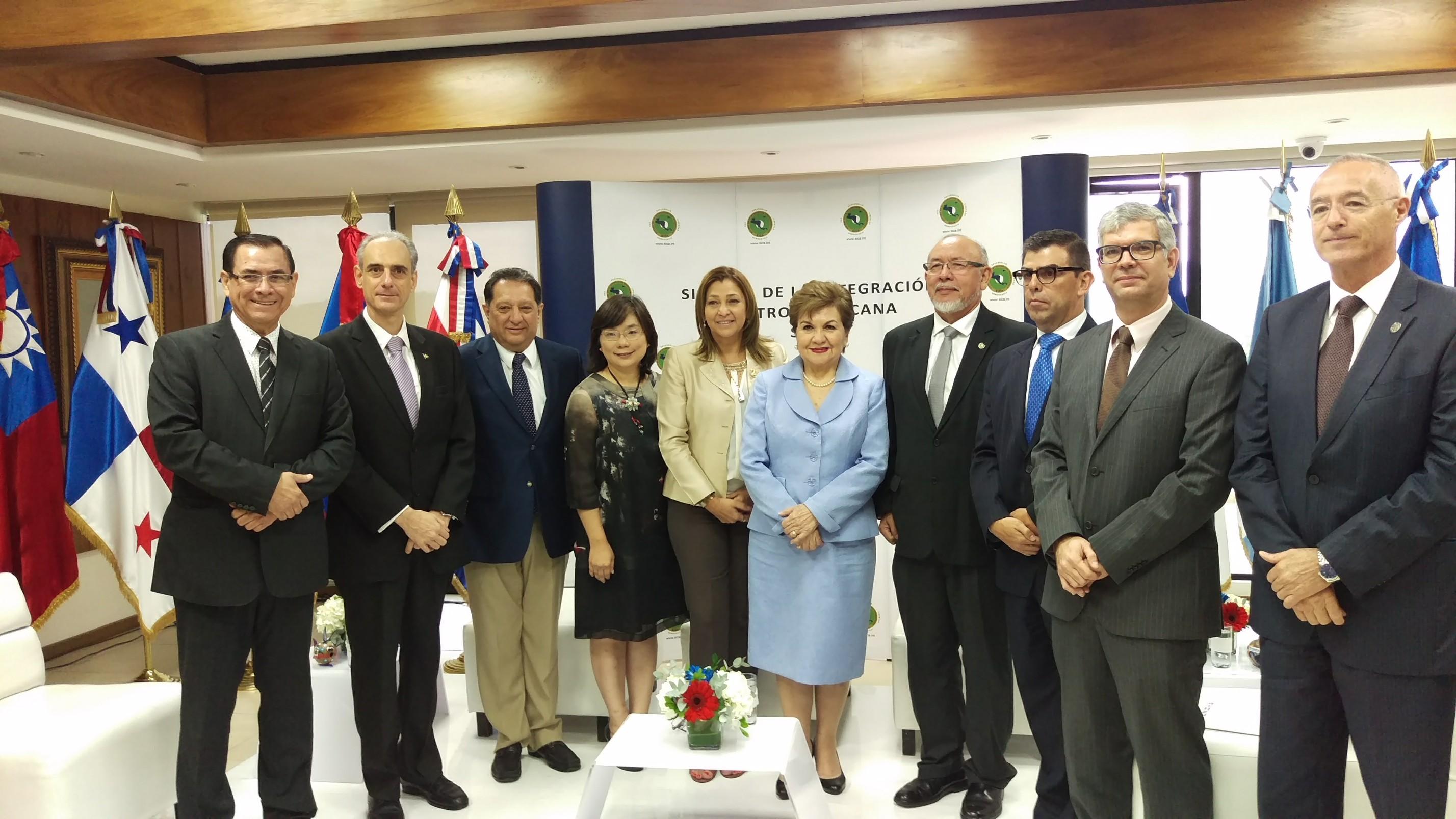 Taiwán fortalece su cooperación al SICA con apoyo a proyectos en Pesca y Agricultura de la Región