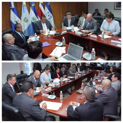 Comisión de Legislación junto a titulares de la Fiscalía y Ministerio de Justicia analizan propuesta de reforma a Ley de Extinción de Dominio