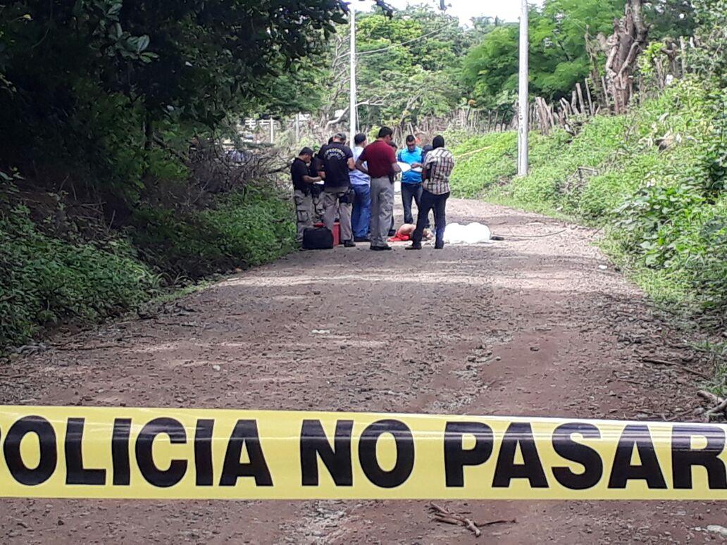 Reportan asesinato de albañil en Sonsonate
