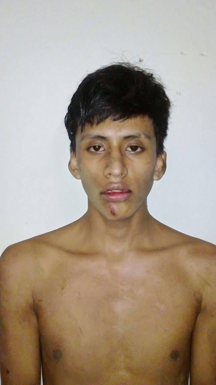 Capturan a joven acusado de homicidio en Sonsonate