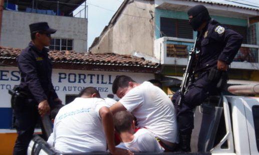 Extorsionistas que amenazaban a comerciantes en Chalchuapa son condenados a prisión