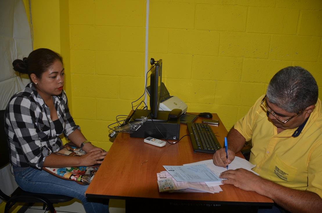 Oficina del VMT en occidente inició la realización de examen psicológico