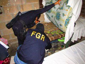 FGR Ahuachapán logra capturar 45 miembros de la clica Cobra Locos Salvatruchos
