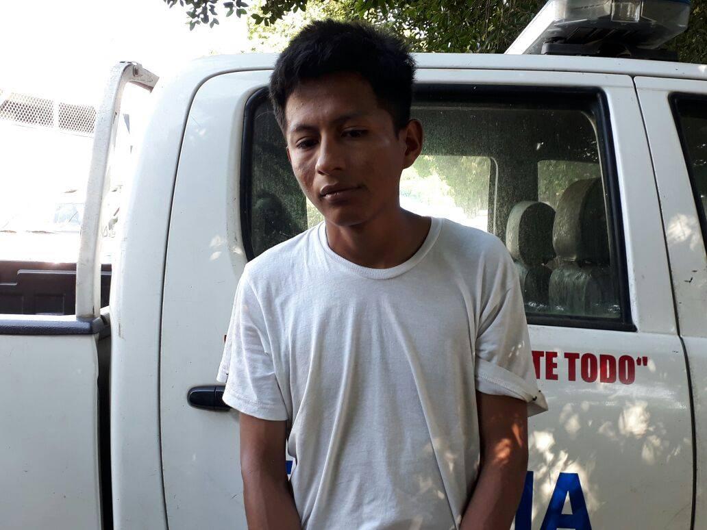Nueva captura en Sonsonate