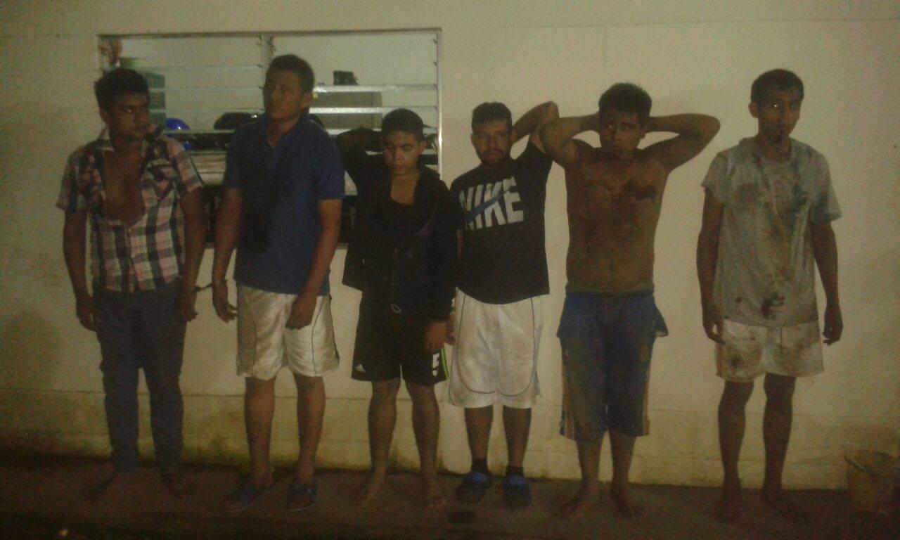 Arrestan a sujetos culpables de homicidio de exsoldado y cabo de la FAES