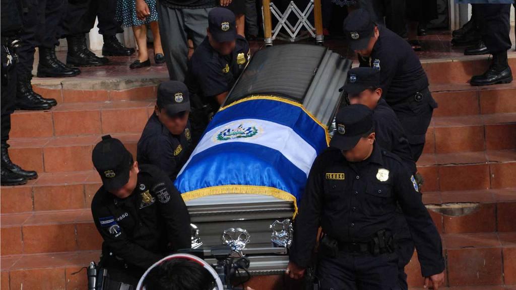 Más de 20 policías han sido asesinados en lo que va del año