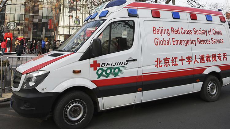 Un fuerte terremoto de magnitud 7 sacude el centro de China
