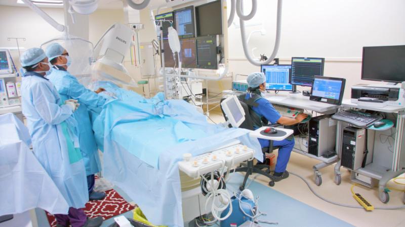 Health City Cayman Islands Ofrece Nuevo Procedimiento de Crioablación para Fibrilación Auricular