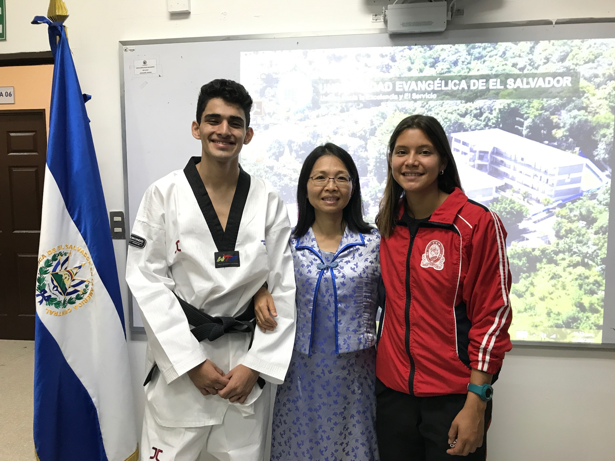 Delegación salvadoreña participará en Juegos Universitarios de Verano en Taiwán