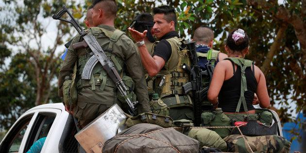 FARC finalizan desarme en Colombia antes de convertirse en partido