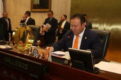Es obligación de los diputados estar en las Sesiones Plenarias: Presidente de la Asamblea Legislativa