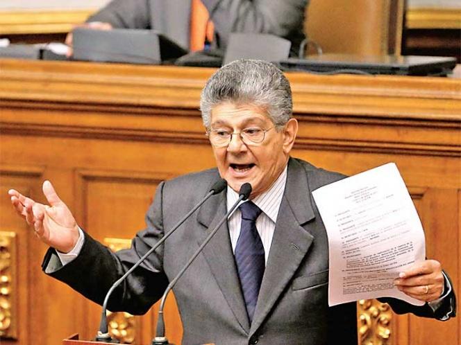 Parlamento de Venezuela desafía a la Asamblea Constituyente