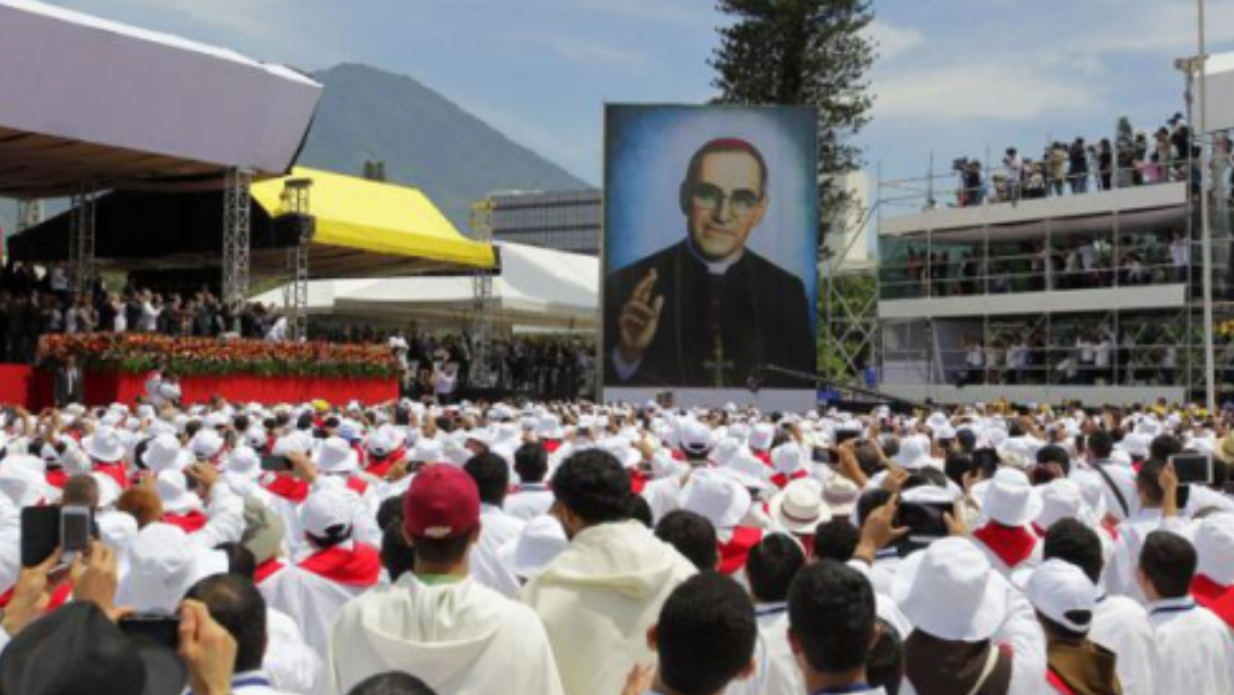 Santa Ana celebra los 100 años de Monseñor Romero