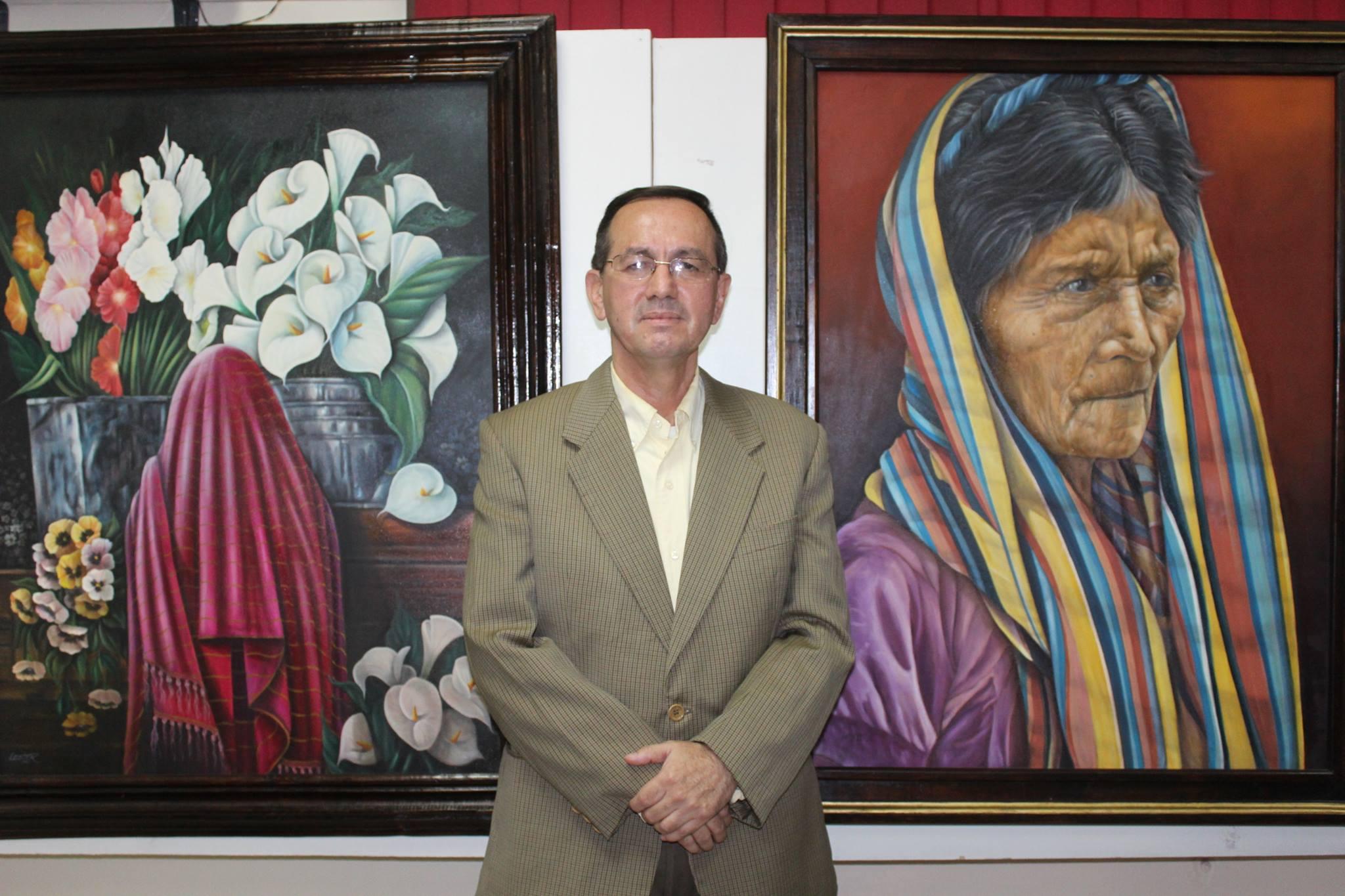 Rostros salvadoreños serán expuestos fuera de El Salvador