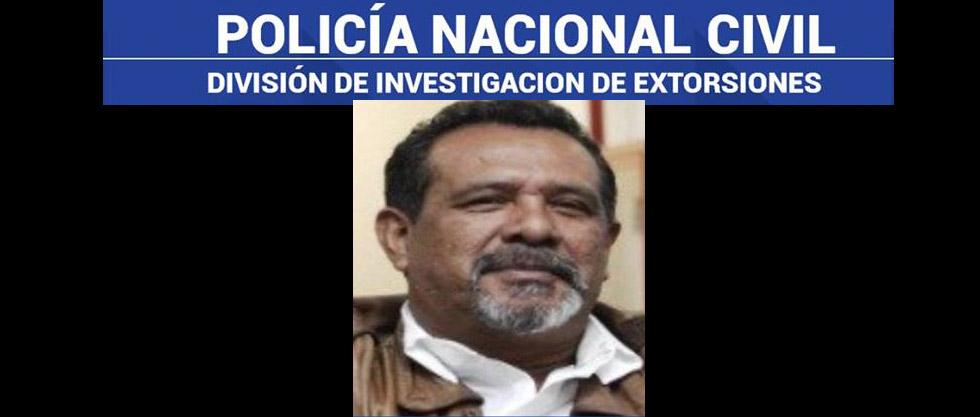 Capturan por delito de extorsión a Raúl Mijango