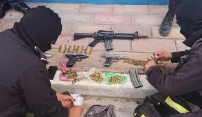 Pandillero condenado por Tenencia y Portación Ilegal de Armas de Guerra