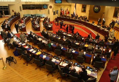 Prorrogan decreto que faculta a comunas uso de FODES para recolección y disposición final de desechos