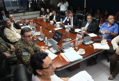 Comisión de Hacienda respaldará exoneración de impuestos registrales a favor del IPSFA y Ministerio de la Defensa Nacional