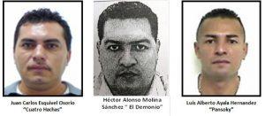 FGR Sonsonate logra condena de 20 años de cárcel contra tres sujetos por Homicidio