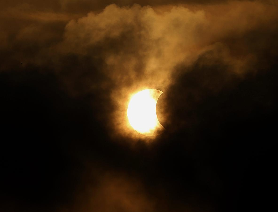 Eclipse de Sol se verá parcialmente en El Salvador