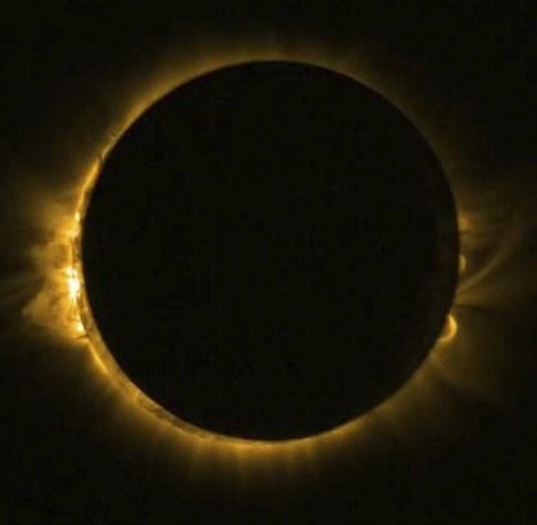 NASA transmitirá en vivo el eclipse total de sol el 21 de agosto