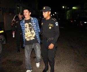 Capturan al Príncipe de la Muerte en Zacapa, Guatemala