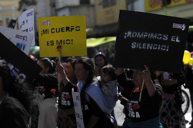 Las violaciones sexuales se disparan un 460 % en El Salvador en 2017