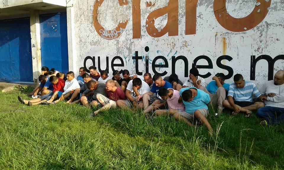 Abogados, policías y pandilleros capturados en Operación Tecana