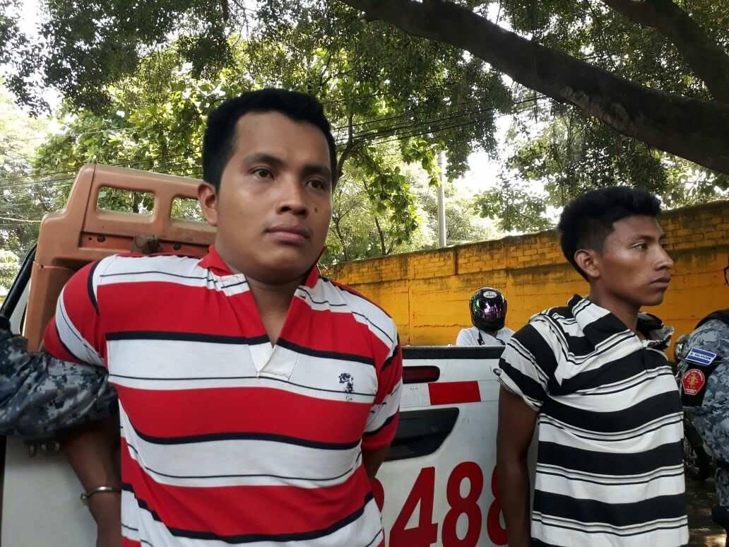 Decretan detención provisional contra sujetos acusados de homicidio a policía