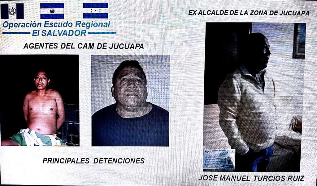 "Fiscalía ordenó 618 capturas de miembros de la ""Mara Salvatrucha"" en ""Operación Escudo Regional"""