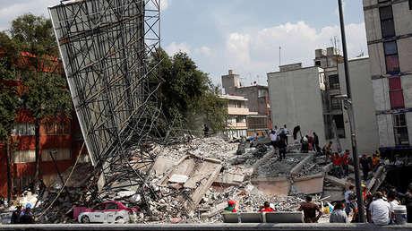 Nueva Zelanda aterrados por sismo de magnitud 6,1 tras el devastador temblor de México