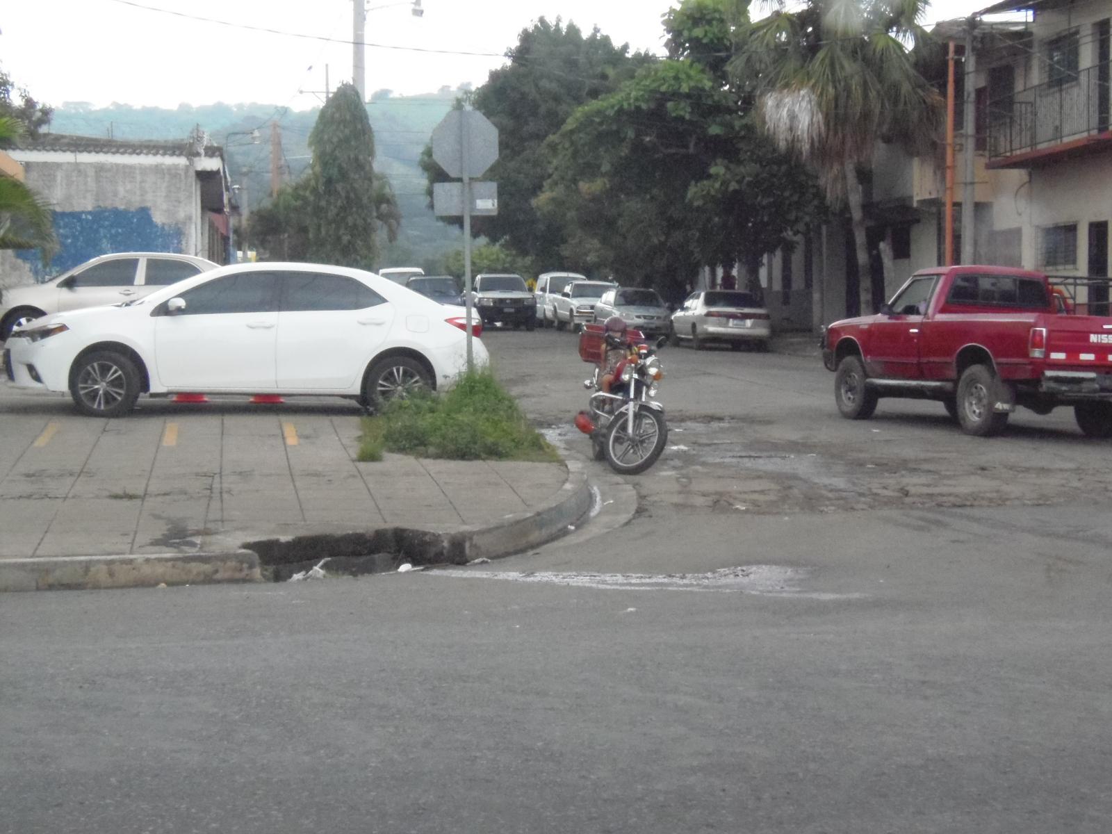 La delincuencia acecha en Santa Ana
