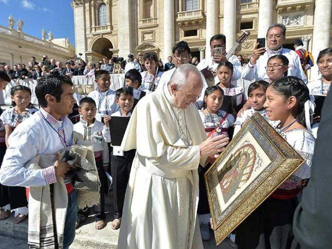 Papa Francisco dará una primera donación de 150 md a México