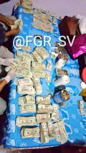 Juez ordenó detención provisional para mujer que no declaró la procedencia de $90,000 en Sonsonate