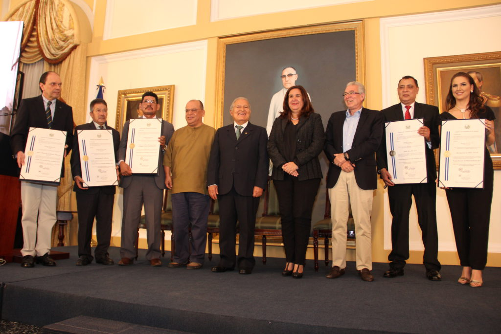 Entregan Premio Nacional del Medio Ambiente 2017