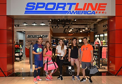Llegaron a  Santa Ana, las nuevas tendencias de la moda  deportiva