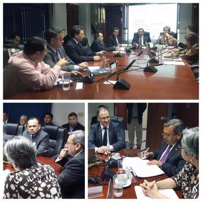 Inicia consulta sobre proyecto de Ley de Concesión de Espacios de Dominio Público Marítimo Terrestre