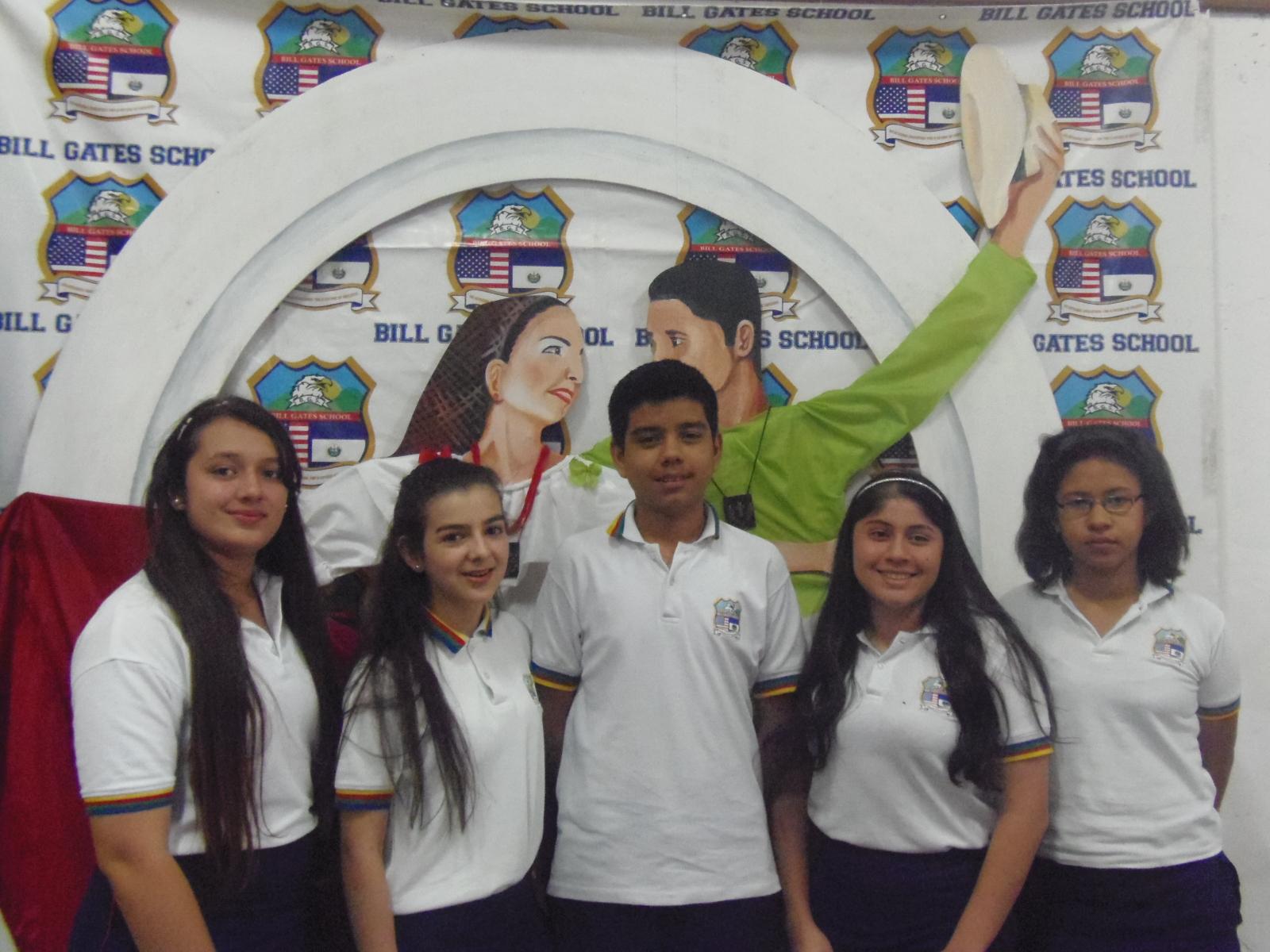 Cinco alumnos del colegio Bill Gates compartirán sus conocimientos en Argentina