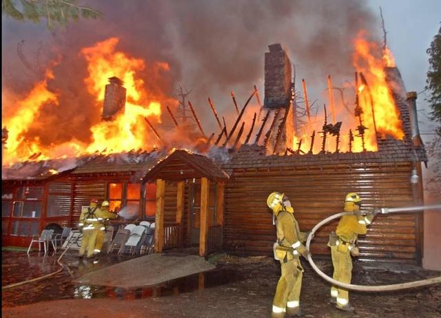 California y la maldición de los incendios