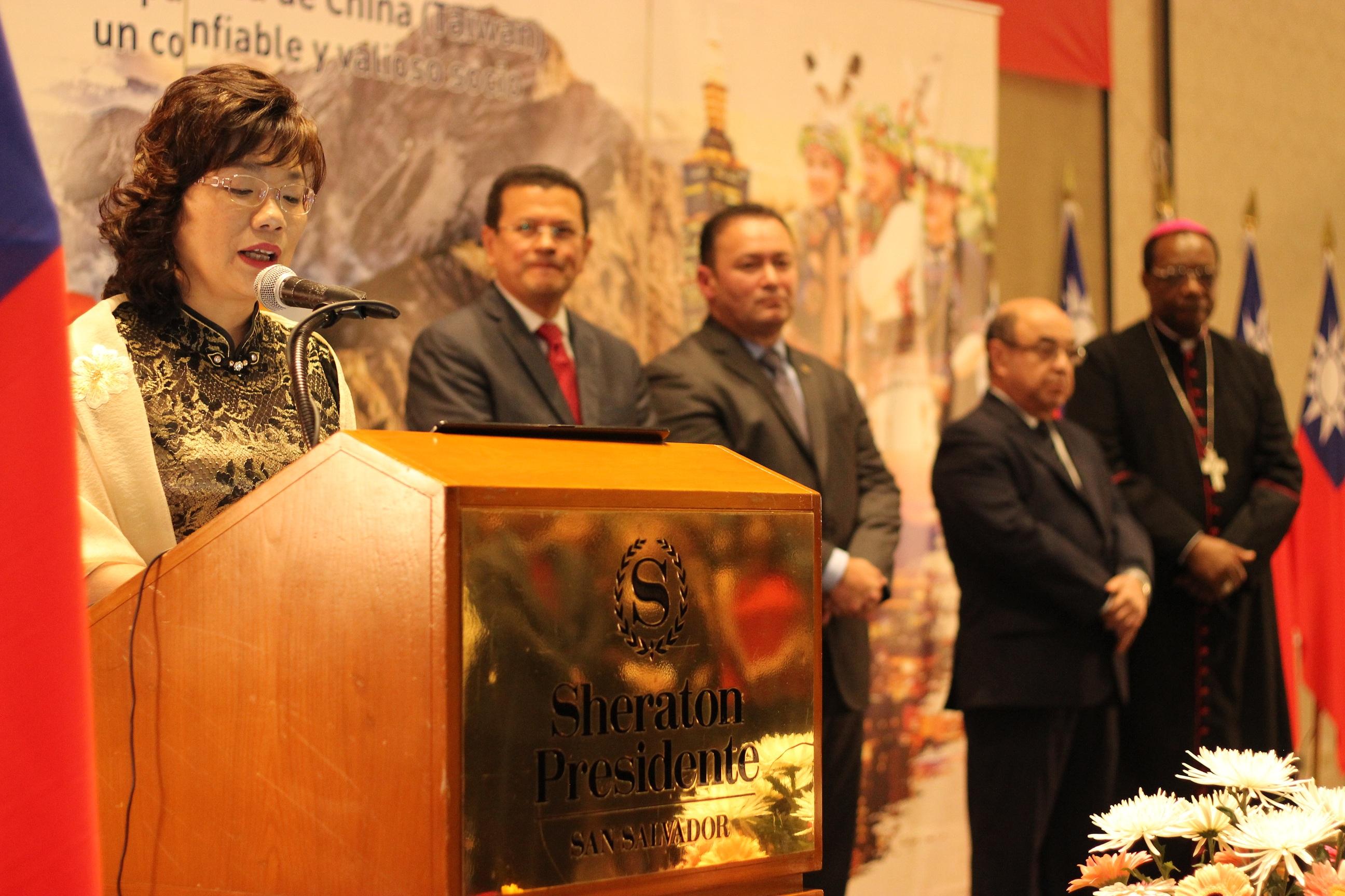 Presidenta Taiwanesa felicita a SICA por el Día de la Integración Centroamericana