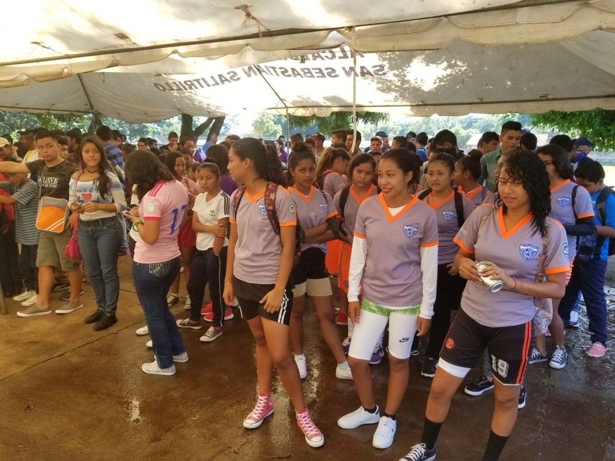 Niños y jóvenes participan de la nueva clausura de Ligas Atléticas Policiales