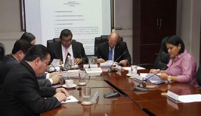 Estudian reforma a la Constitución en lo relativo al presupuesto de la FGR y aumento del período para los funcionarios del Ministerio Público