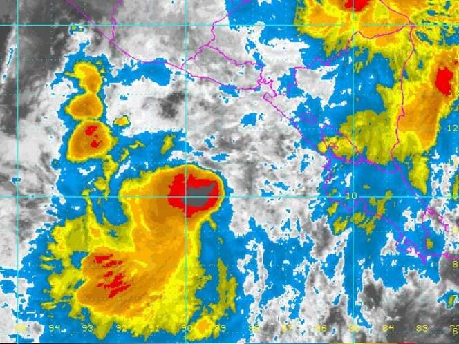 Tormenta tropical 'Selma' avanza hacia El Salvador